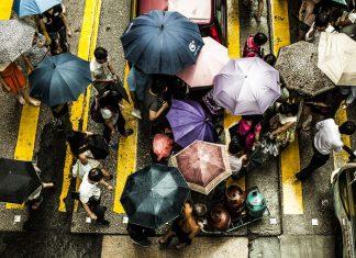 Thời tiết từng tháng ở Hồng Kông