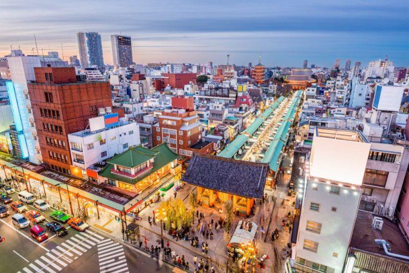 Những Điều Tuyệt Vời Nhất Ở Asakusa, Tokyo