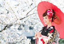 Mùa xuân đẹp rực rỡ ở Nhật Bản