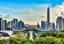 Thành phố Shenzhen (Thâm Quyến), Trung Quốc