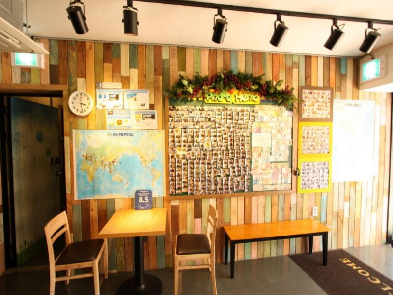 Welcome Guesthouse Myeongdong, Hàn Quốc