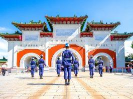 Đền thờ Liệt Sĩ -Zhongshan