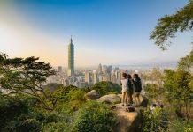 Tượng Sơn - Núi Voi hay Elephant Mountain ở Đài Bắc, Đài Loan